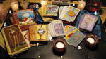 My Tarot-collection by PGwainbenn