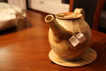 Teapot by wilddoug