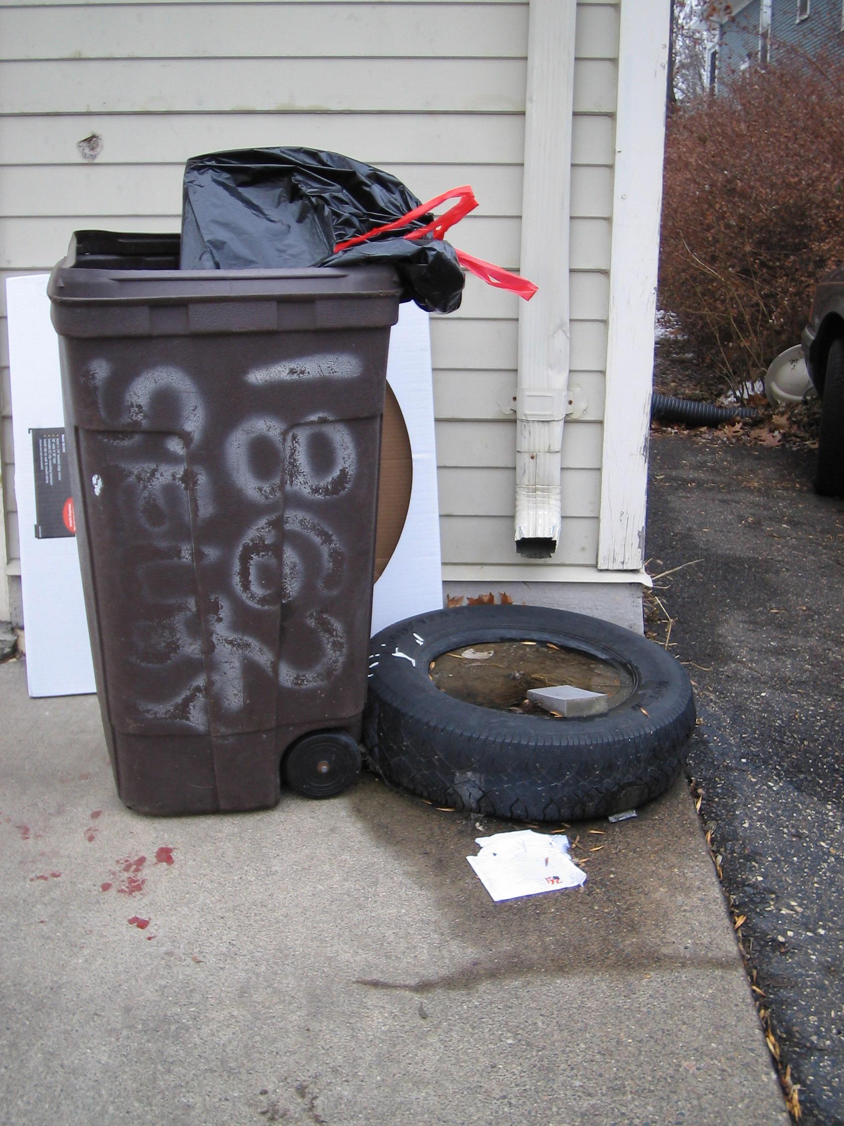 Trash 1 by floatingtrem-stock