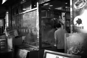 Neighborhood Restaurant by MetaAnomie