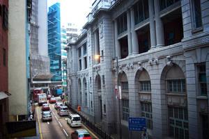 Hong Kong Street V by MetaAnomie