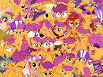 Too Much Scootaloo