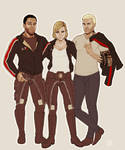 ME3: The Shepards