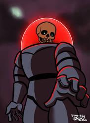 Scary Scooby #1: Spooky Space Kook by TrickTownsend