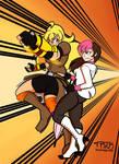 Yang vs Neo by TrickTownsend