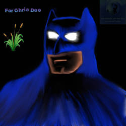 Batman Silouette