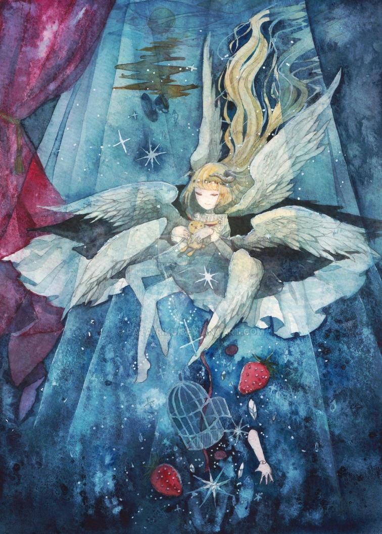 'The Light' by pata-riku