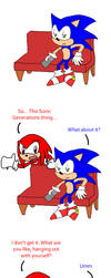 Sonic Generations is Dangerous by yaysonic