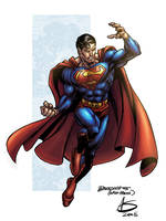 Superman by alexsollazzo