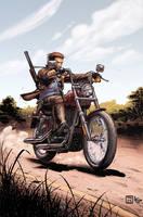 Walking Dead by alexsollazzo