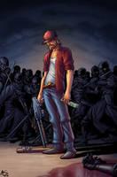Steve Huge - Ninja Killer by alexsollazzo
