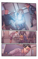 Morning glories Issue 2 page 2 by alexsollazzo