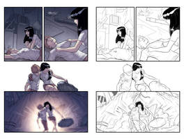 Morning glories 15 page 13 by alexsollazzo