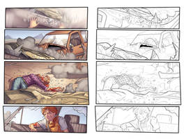 Morning glories 17 page 3 by alexsollazzo