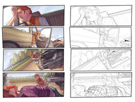 Morning glories 17 page 4 by alexsollazzo