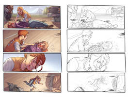 Morning glories 17 page 5 by alexsollazzo