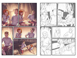 Morning glories 17 page 10 by alexsollazzo