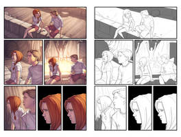Morning glories 17 page 14 by alexsollazzo