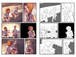 Morning glories 17 page 21 by alexsollazzo