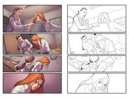Morning glories 17 page 29 by alexsollazzo