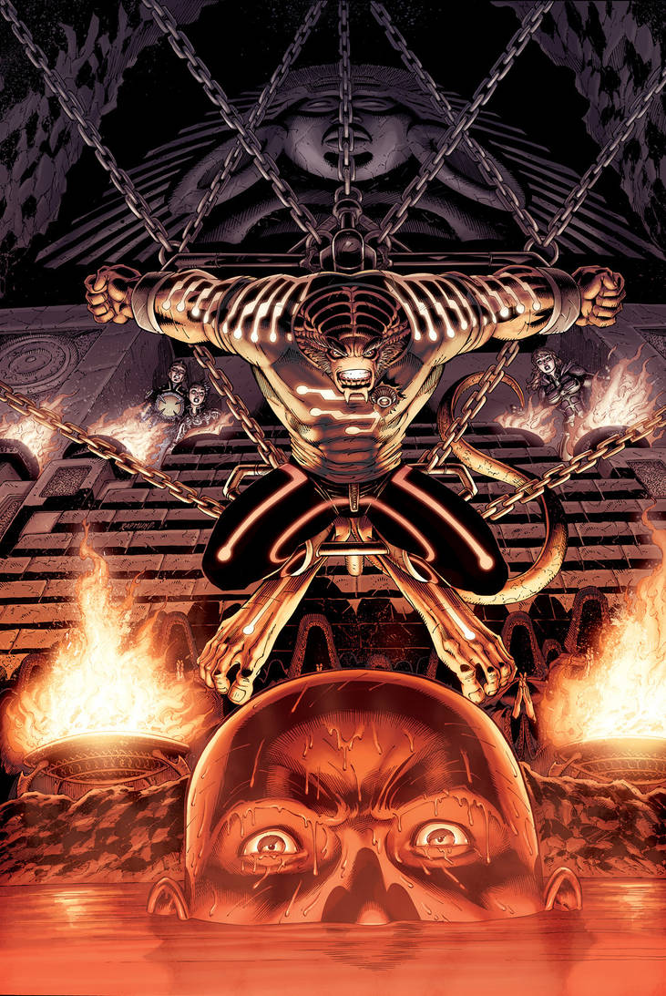 Ravagers 3 Cover
