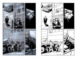 Peter Panzerfaust Issue 3 page 10 by alexsollazzo
