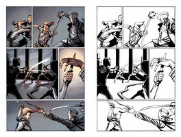 Peter Panzerfaust Issue 3 page 17 by alexsollazzo