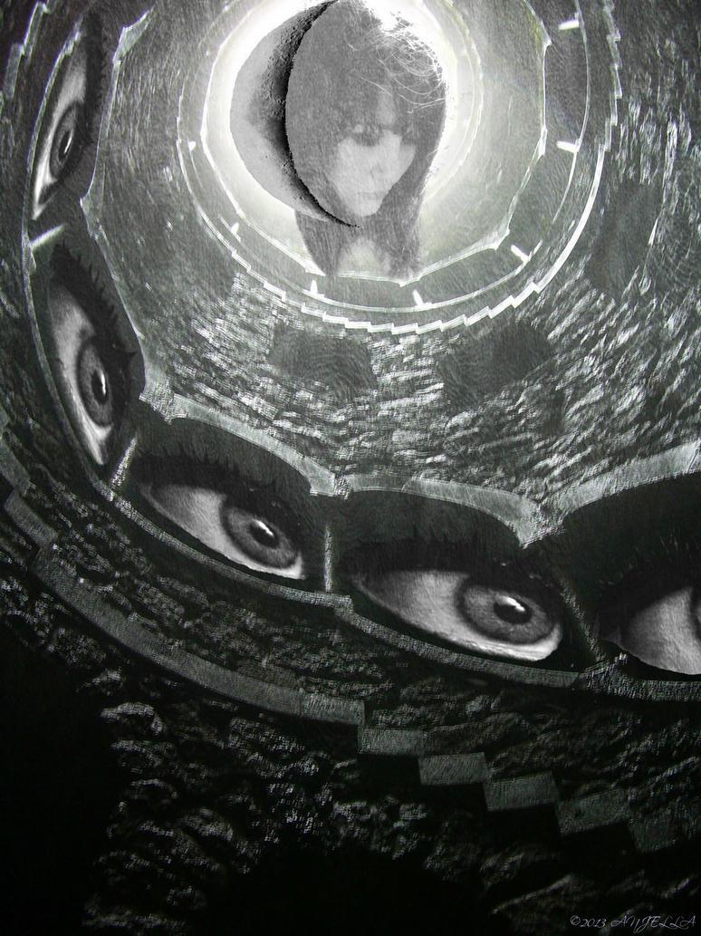 Eye Beauty of the Beholder. by Anj3lla
