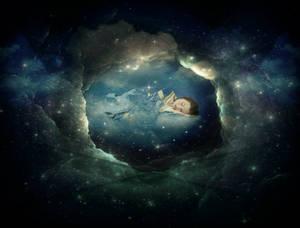 StarrySlumber by Anj3lla
