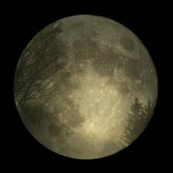 DreamWeaver Moonscape.II by Anj3lla