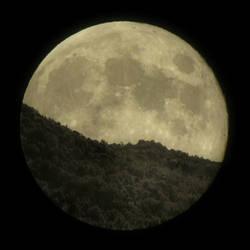DreamWeaver Moonscape by Anj3lla