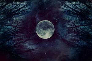 MOON DREAMSCAPE by Anj3lla