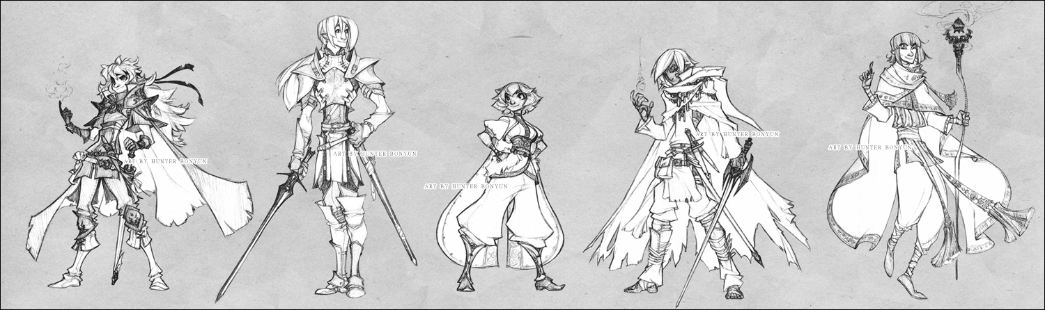 The Slayers - redesign - by dapper-owl