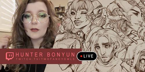 Live Stream Time!
