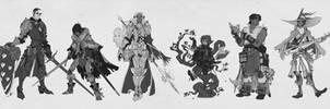 Sword + Sheath