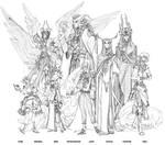 Falls D'Ange - The Elder -