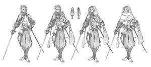 DnD Shaodw Sorcerer - Vincent