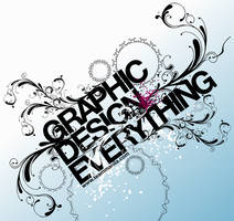 graphic design everything by icecoldmud
