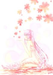 Sakura Miku by ebifuu