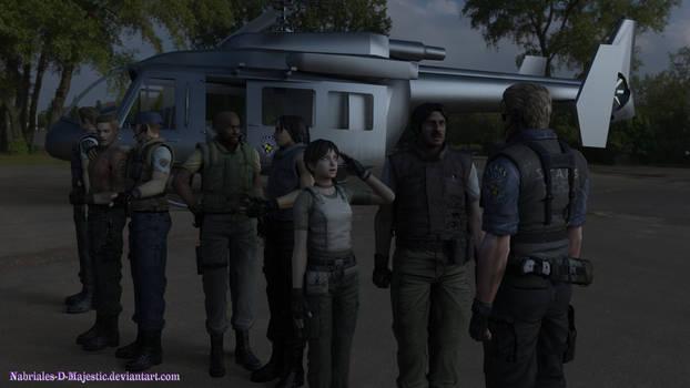 The Last Mission of Bravo Team
