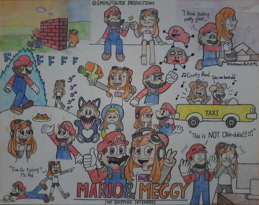 Mario and Meggy