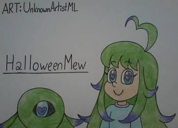Mew (HalloweenMew)