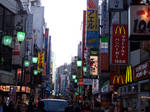 Tokyo by lostinwonderland