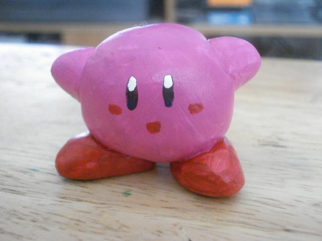 Kirby by Kchan929
