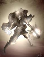 Dark scocerer by jojo7616