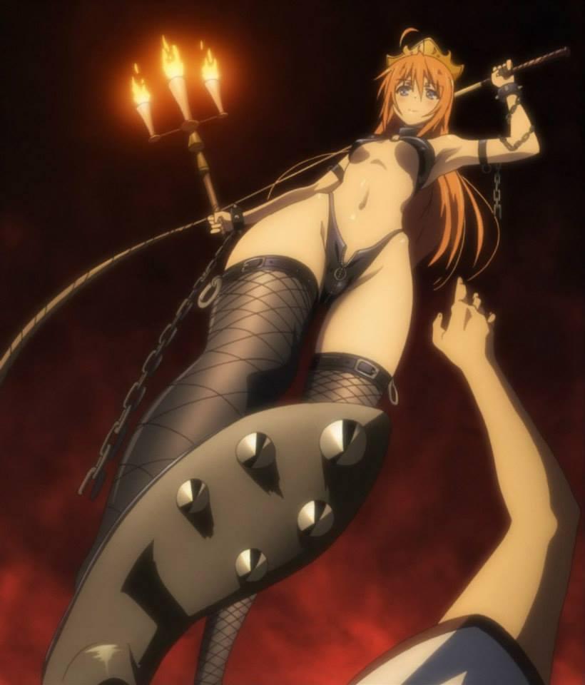 Anime With Femdom