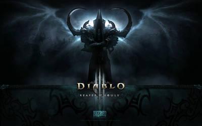 Diablo 3 expansion - Reaper Of Souls - Wallpaper