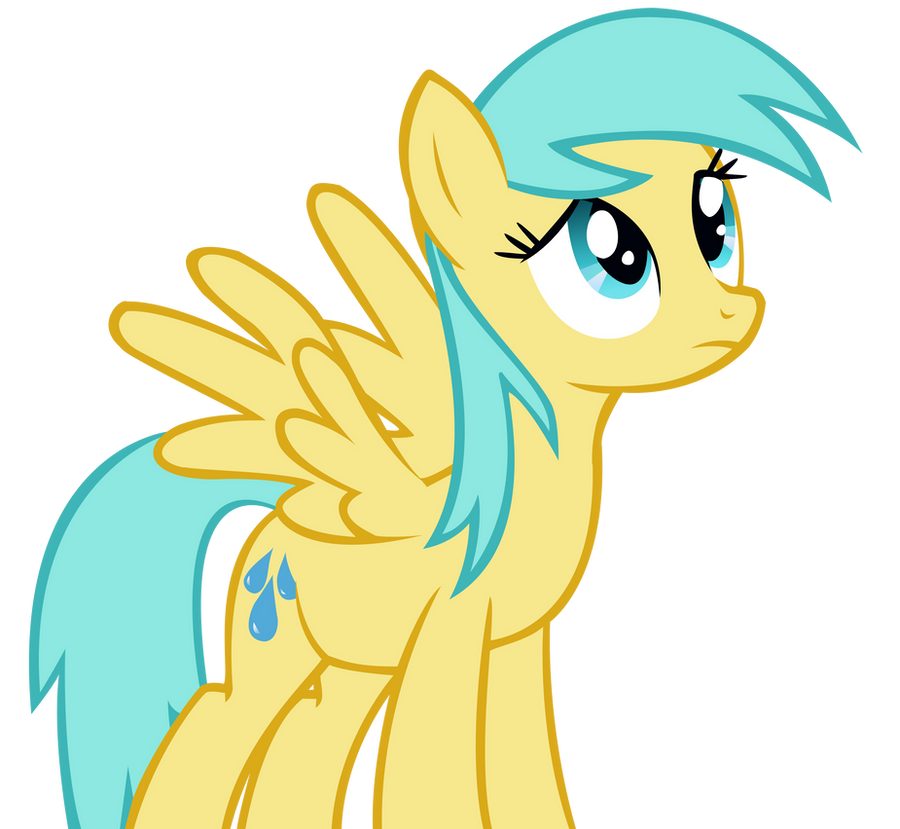 Who is the most obscure pony you consider a favorite, rmylittlepony?  mylit # Sunshower Pony_154015