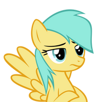 Raindrops MLP:FiM Not impressed by Alecza1234