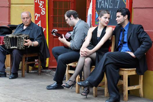 Tango Break